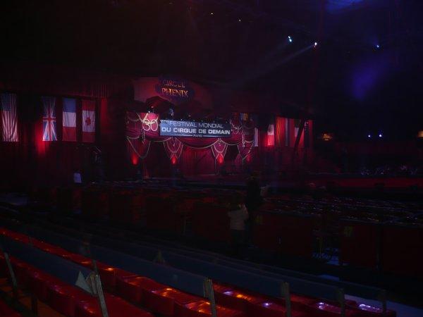 Reportage 30eme festival international du cirque de demain ! (au cirque Phenix) 2009