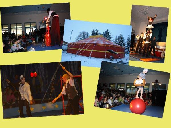 Le cirque va et vient, Mon école de cirque =)