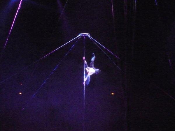 Reportage 31eme festival international du cirque de demain ! (au cirque Phenix) 2010 (partie 3)