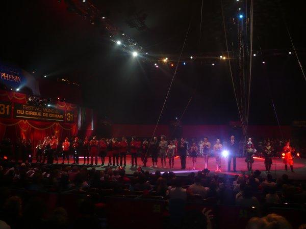 Reportage 31eme festival international du cirque de demain ! (au cirque Phenix) 2010 (partie 4)