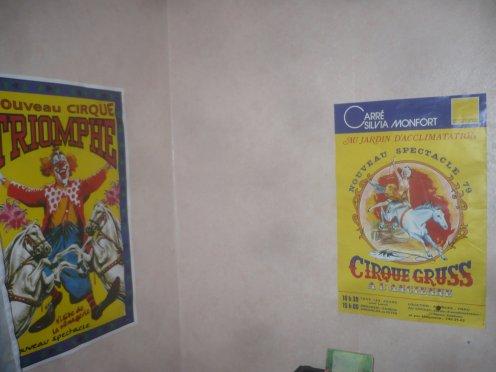 Mes documents sur le cirque :