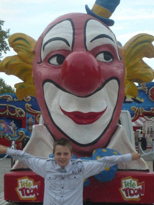 Reportage cirque Amar 2008