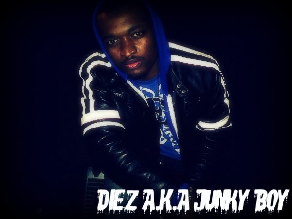 """Diez A.K.A """" Junky Boy """""""