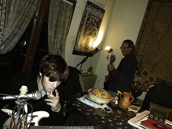 Cette nuit j'ai rêvé de Johnny Depp , il était nue ..