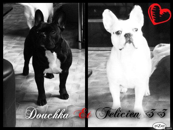 Félicien & Douchka <3...