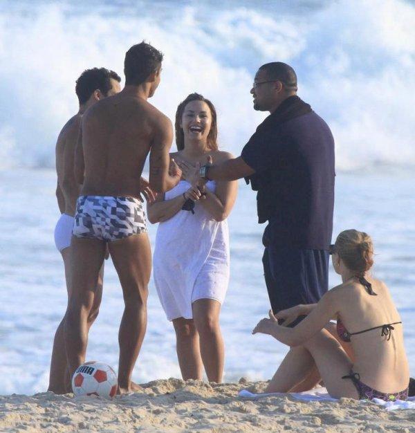 plage paradisiaque Martinique avec mes amis