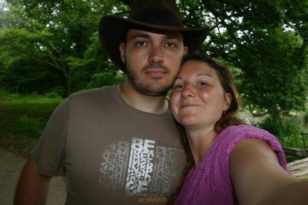 Aujourd'hui c'est nos noces de cire 4 ans qu'on est mariée