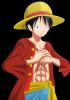 """Monkey D. Luffy : """" Je deviendrai le Seigneur Des Pirates """" !"""