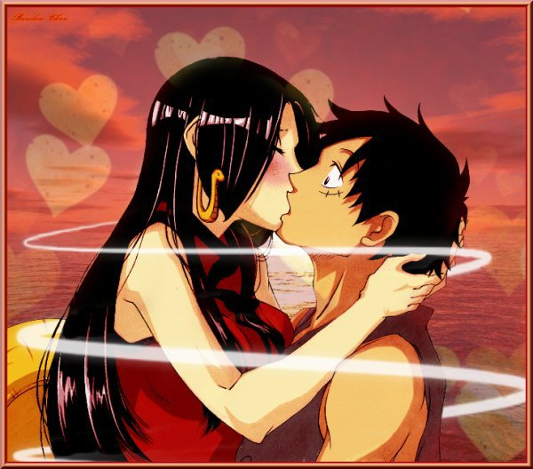 Les Couples de One piece !!!