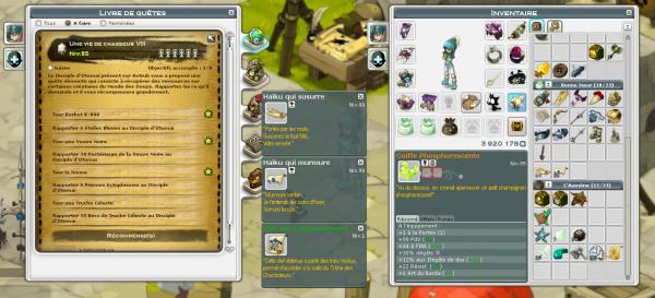 Stuff niveau 120 ?