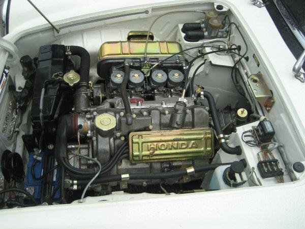 Historique de chez Honda S500 ( 2/4 )