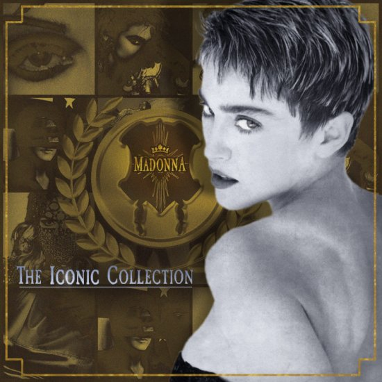 MADONNA ::: ICONIC / BEDTIME STORIES
