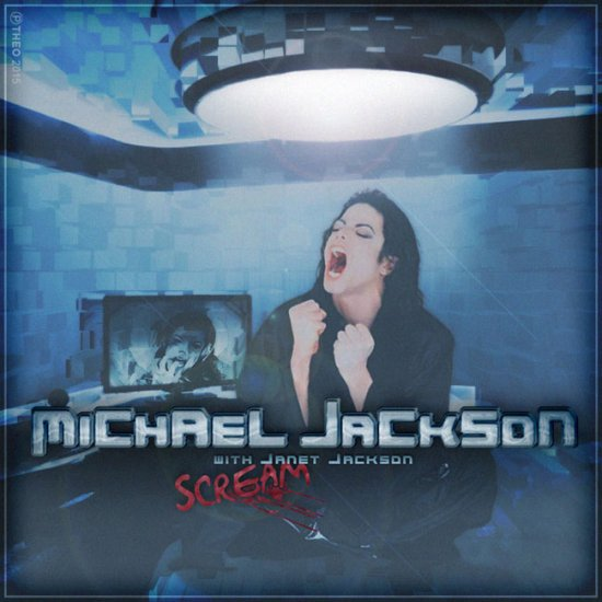 MICHAEL JACKSON ::: SCREAM