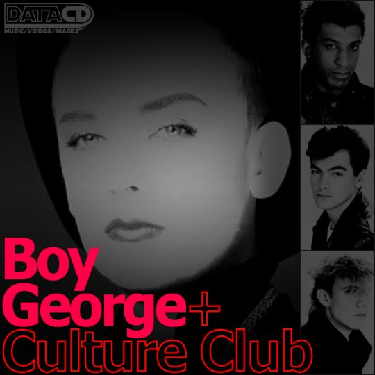 BOY GEORGE ::: YOU ARE MY HEROIN & MORE...