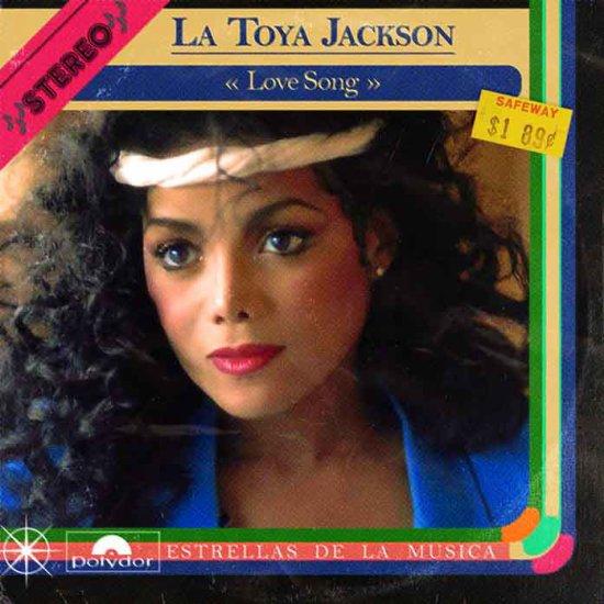 LA TOYA JACKSON / LOVE SONG