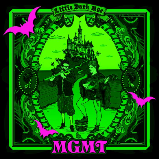 MGMT / LITTLE DARK AGE
