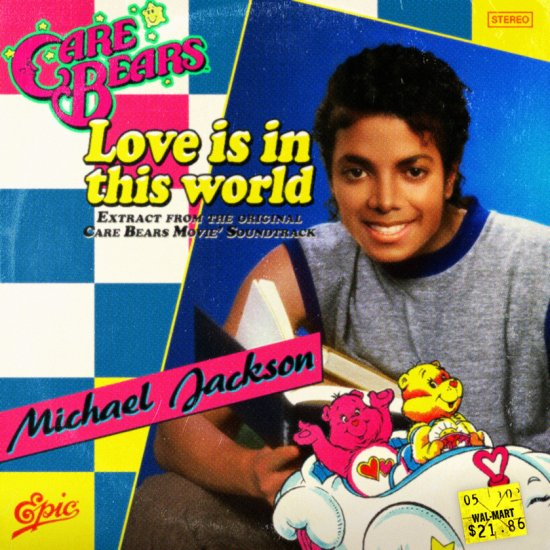 MICHAEL JACKSON / LOVE IS IN THIS WORLD