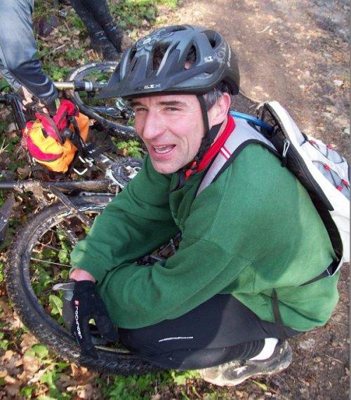 Rando VTT de la Tour à LINAS (91) (avril 2010)