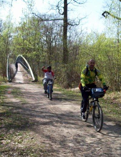 Notre randonnée annuelle VTT - 17 et 18 avril