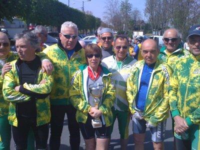 La Randonnée du Temps Libre à Gournay-sur-Marne (avril 2010)