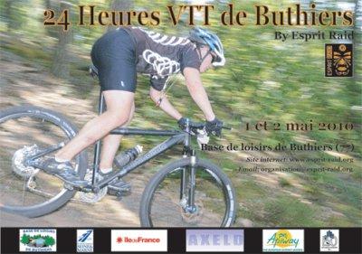 24h VTT de Buthiers (mai 2010) 1/2 par Hommer