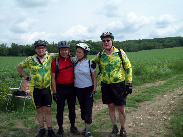Randonnée VTT d'Esbly, 77 (juin 2010)