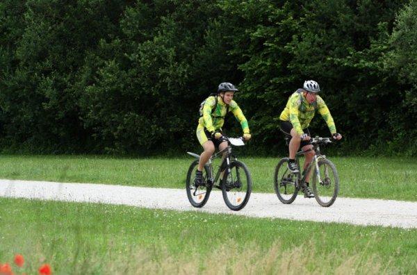 La Montapeine VTT - Meaux (juin 2010)
