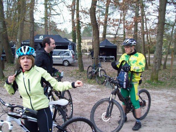 Sortie Repérage à Buthiers (mars 2011)
