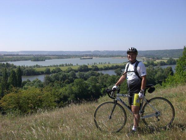 Randonnée des Coteaux de la Seine (juin 2011)