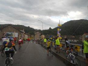 Ardéchoise (juin 2011) : Les Boutières (1/2)