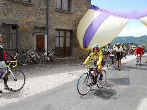 Ardéchoise (juin 2011) : Les Boutières (2/2)