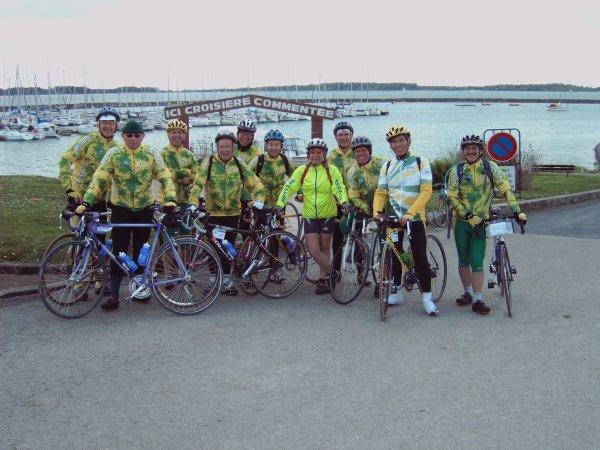 Rallyes cyclos de l'Aube (juillet 2011)