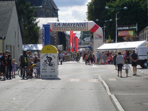 Paris - Brest - Paris (août 2011)
