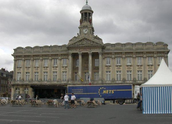 Paris - Cambrai (septembre 2011)