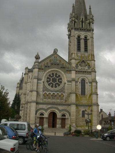 Rallye des Vignobles - Cosne-sur-Loire (octobre 2011), par Marie-Ange