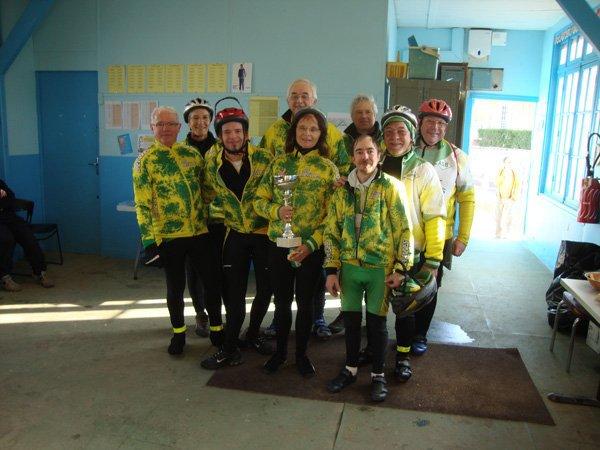 Rallye de Champigny (octobre 2011)