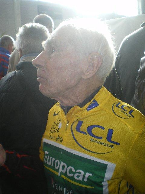 Anniversaire de Robert Marchand (novembre 2011)