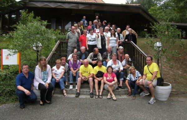 Week-end de Pentecôte à Bitche (juin 2011) 3/3: Voyage en Lorraine
