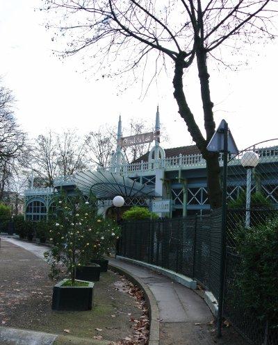 Noël à Paris (décembre 2011)