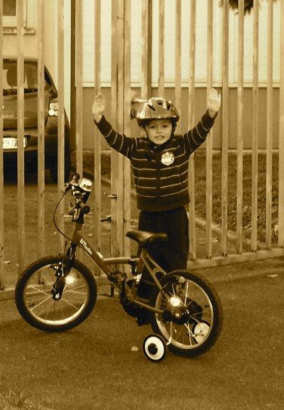 Jeu : Qui est-ce ? Jeunes cyclos 1/2 (janvier 2012)
