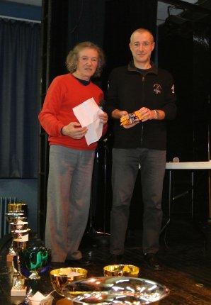 Assemblée générale ASB Cyclo VTT (janvier 2012) 1/7 Cyclosportifs