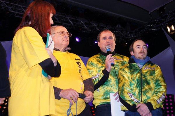 Téléthon (décembre 2011)
