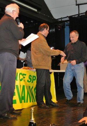 Assemblée générale ASB Cyclo VTT (janvier 2012) 4/7 Route