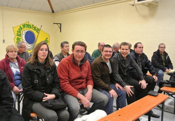 Assemblée générale ASB Omnisports (janvier 2012) 2 JPB