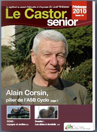 ASB Cyclo sur le Castor Sénior (mars 2010)