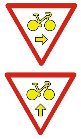 Arrêté Tourne-à-droite vélos aux carrefours à feux (février 2012)