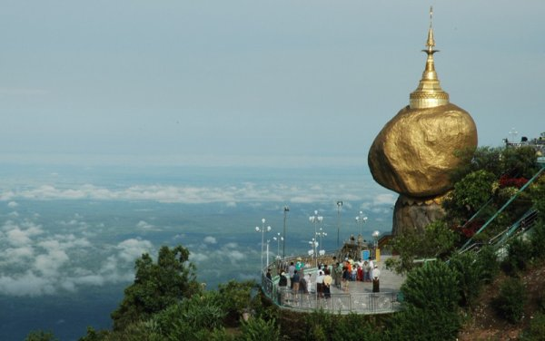 Un Brévannais en Birmanie (janvier 2012) 2/2