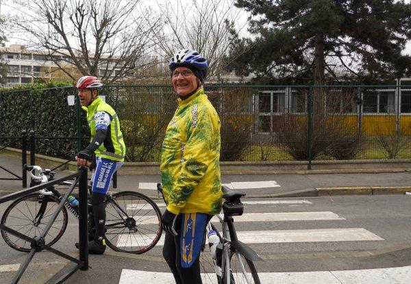 Sortie club route 1er mars 2012