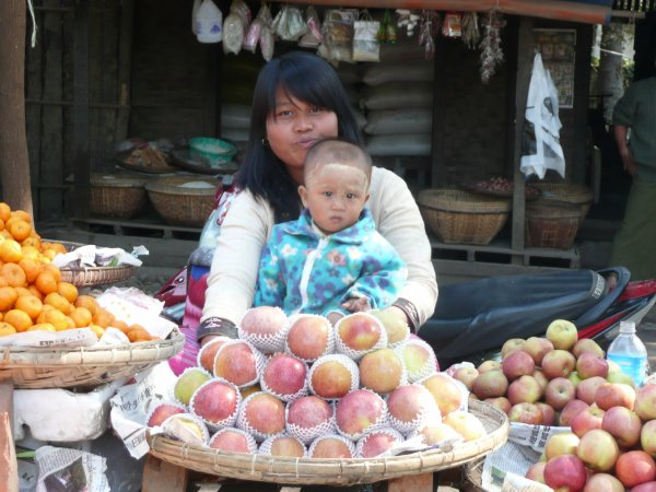 Un Brévannais en Birmanie (janvier 2012) 3/3