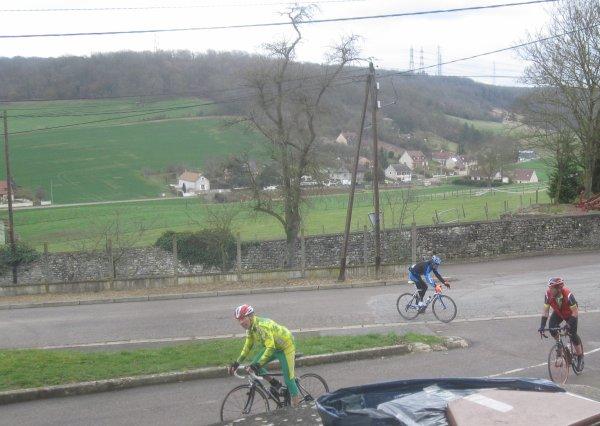 Les Hauts de Gally (mars 2012)
